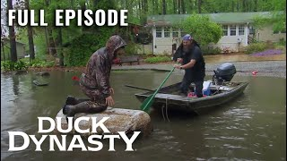Duck Dynasty: There Will Be Flood - Full Episode (S10, E7) | Duck Dynasty