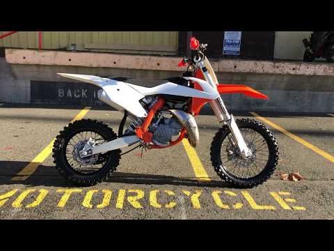 2018 KTM 85 SX 17/14 in Auburn, Washington - Video 1