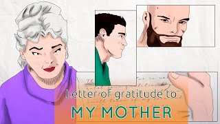 Letter of gratitude to my mother | Path2Inspiration