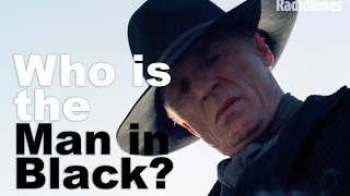 Westworld: Who is the Man in Black?