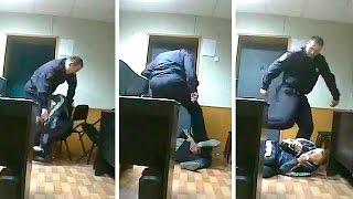 В Таджикистане налоговый испектор избил посетителя, требуя от него подписаться на газету