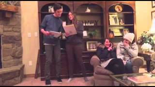 Sarah & Jared Opening Their Mission Calls Together - NOV 2015 ( www.LDS.org )