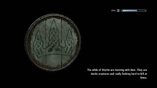 Skyrim Special Edition Mod Review SarcasticDragon's Snarky Loading Screen Vol 2