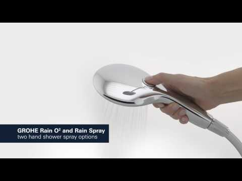 Rainshower SmartControl Duo