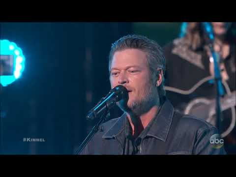 Blake Shelton - I Lived It (Jimmy Kimmel 2018.01.08) Mp3