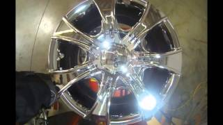 Helo Wheels HE874 Chrome