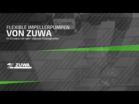 ZUWA - Impellerpumpen - ZUWA - flexible impeller pumps