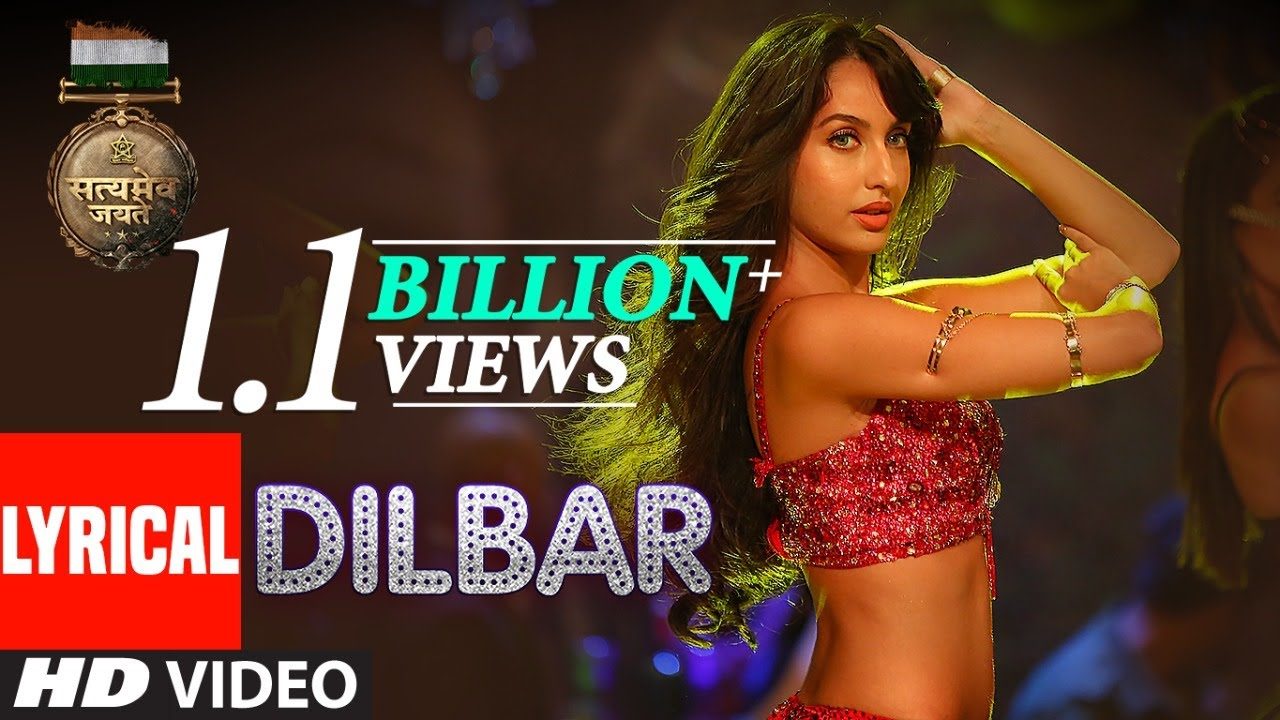 DILBAR Lyrics - Satyameva Jayate Full Song Lyrics |John Abraham, Nora Fatehi,Tanishk B, Neha Kakkar,Dhvani, Ikka - Lyricworld