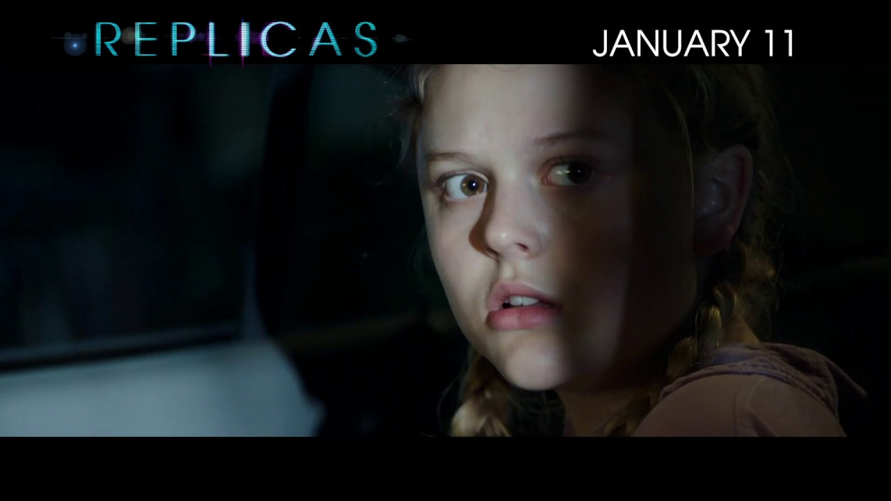 Trailer för Replicas