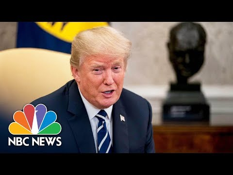House Releases Controversial GOP Intel Memo After President Donald Trump Approval   NBC News