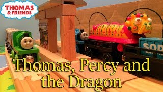 Thomas, Percy And The Dragon - Wooden Railway Remake (US GC)