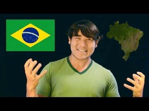 Curiosities about Brazil.