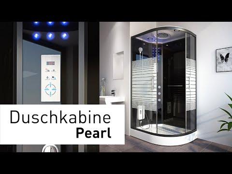 Pearl Duschkabine | Montageanleitung