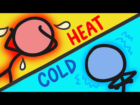 Horko, nebo chlad – co vás zabije první?