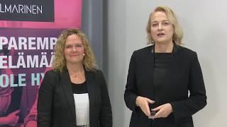Kysymyksiä ja vastauksia tulorekisteristä -webinaari - Ilmarinen