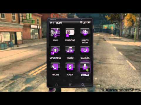 First Batch of Saints Row: The Third Cheats Released