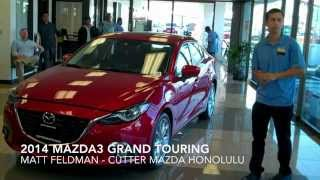 preview picture of video '2014 Maza3 s Grand Touring - 2013 CutterAuto Finale Walk Around Competition'