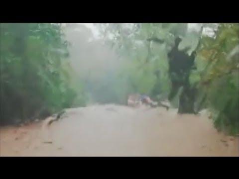 Τρεις αγνοούμενοι στο Μαντούδι