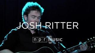 <b>Josh Ritter</b>  NPR MUSIC FRONT ROW