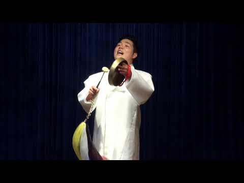Chicago Bultasa 2018 부처님 오신날 기념 불타예술제 이찬수 창 부모은중경