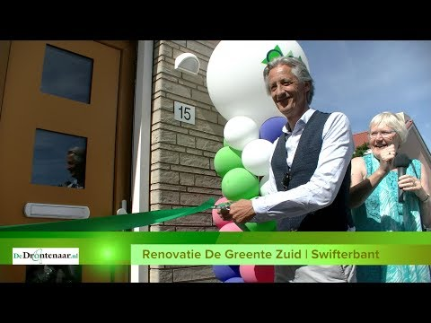 VIDEO | OFW rondt renovatie van 95 woningen aan de Greente-Zuid in Swifterbant af