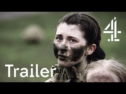 TRAILER: British Army Girls | Thursday 9:00pm | Channel 4