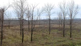 preview picture of video 'panorama US Steel Kosice  Velka Ida'