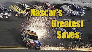 Nascar's Greatest Saves