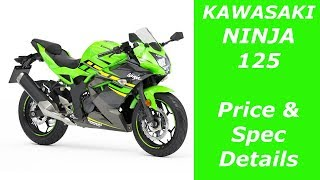 Kawasaki Ninja 125cc Bike Price In India Kênh Video Giải Trí Dành