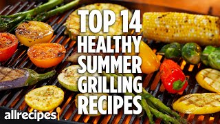 Top 14 Healthy Summer Grilling Recipes | Recipe Compilations | Allrecipes.com