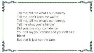 Excuse Me Moses - Remedy Lyrics