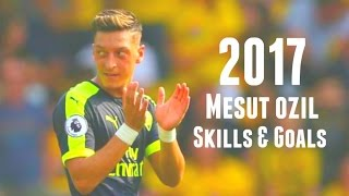 Mesut Özil ► Cheap Thrills | Goals And Skills 2016/17 HD