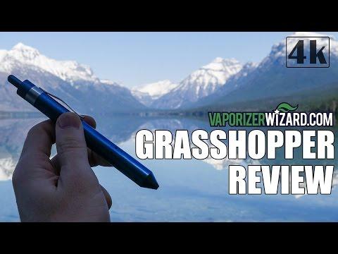 Grasshopper Vaporizer Review [4K] – VaporizerWizard.com
