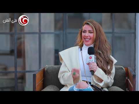 """هبة عبد العزيز توضح الفرق بين شخصيتها في """"الآنسة فرح"""" و""""هبة رجل الغراب"""""""