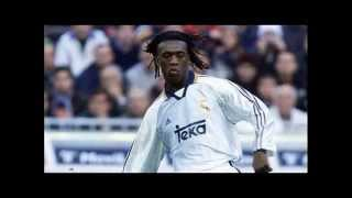 Clarence Seedorf als Real-Legionär