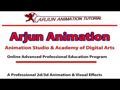 online 2d Animation class basic information - YouTube