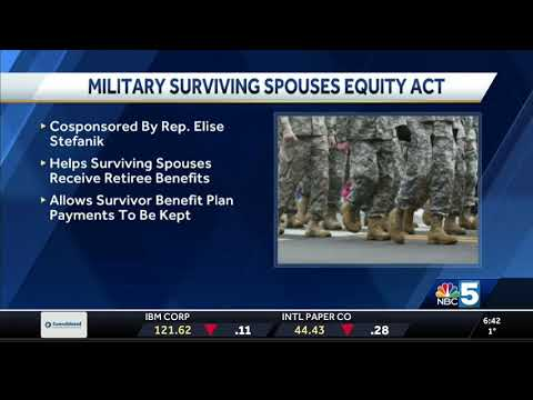 NBC5 coverage of my efforts supporting military spouses