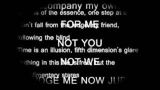 Taproot- Stares (lyrics)