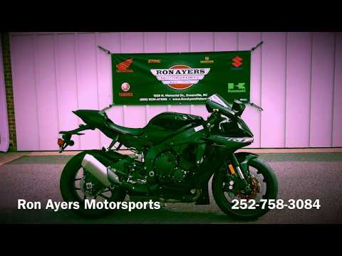 2018 Yamaha YZF-R1 in Greenville, North Carolina
