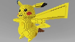 Download Youtube: Minecraft vs Pokemon go | GIGA PIKACHU!! | (PvZ/Pokego Land)
