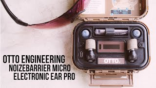 OTTO Engineering NoizeBarrier Micro Hearing Protection Review