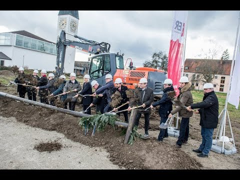 Spatenstich Seniorendomizil & Betreutes Wohnen Altenstadt