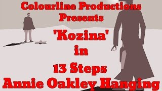 Annie Oakley Hanging - 13 Steps (Kozina Cover)