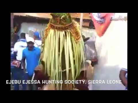 Ejebu hunting society