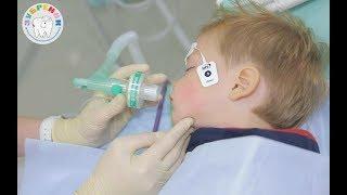 Лечение зубов под наркозом. Как это происходит? Детская стоматология