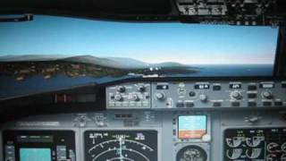 Flying to Dubrovnik