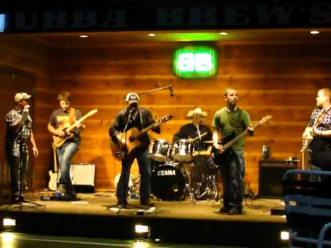 """Joe Coe and the boys covering """"Hicktown"""""""