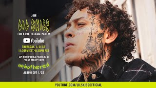 Join Lil Skies for a pre-release party!