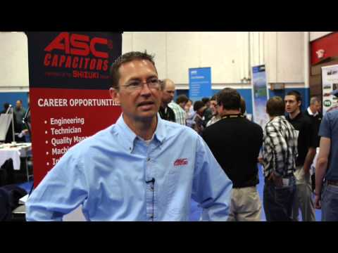 ASCC Capacitors Employer video