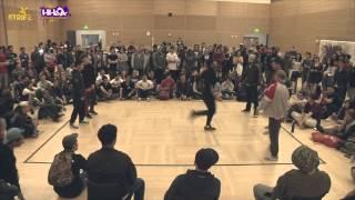 Unleashed vs 2 Live Crew   UW Hip Hop Summit   Top 8   Strife
